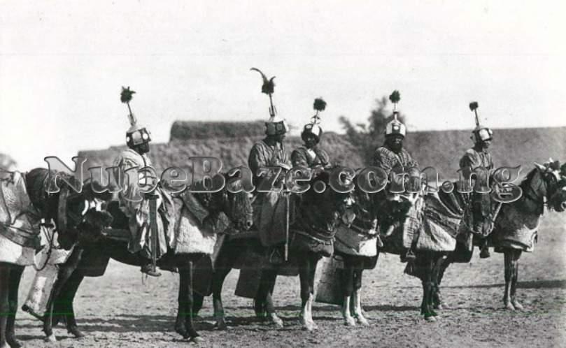 Old Borno People, The Brief History Of Borno Empire Before 19 Century, Borno Empire, Borno Old Town, Kanuri History, Kanem History