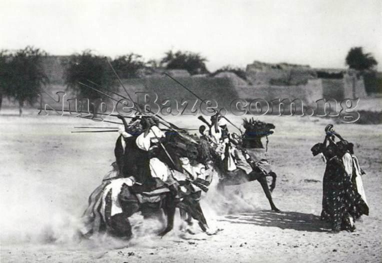 Borno Worriors, The Brief History Of Borno Empire Before 19 Century, Borno Empire, Borno Old Town, Kanuri History, Kanem History