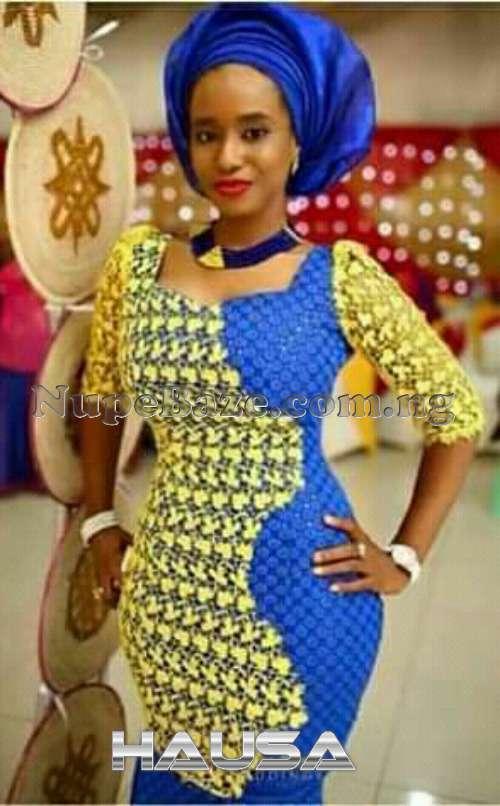 Hausa Dressing Code For Women 2, Hausa Cultural Dressing
