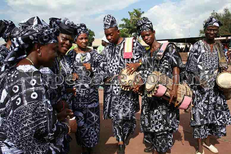Yoruba Cultural Dressing