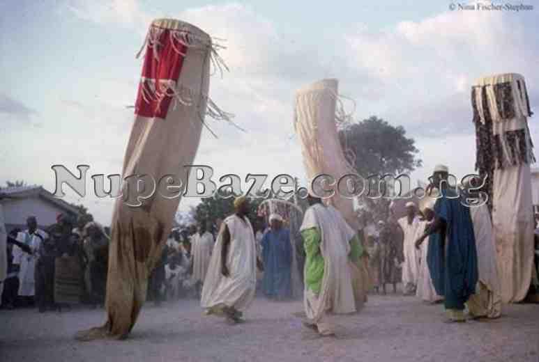 Nupe Cultural Heritage, Ndako Gboya Nupe Masquerade, Igunnunko Masquerade Nupe, Nupe History, Nupe People