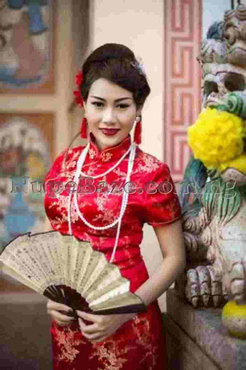 Top 10 Most Beautiful Traditional Dressing Around The World, Women Fashion Dressing, China, Cheongsam, Chinese