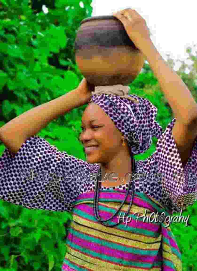 Top 10 Most Beautiful Traditional Dressing Around The World, Women Fashion Dressing, Eko Kpara, Kpasa, Kin Nupe, North Central, Middle Belt, Bida