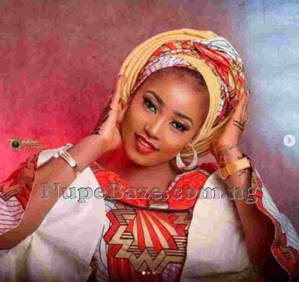 Hausa, Hafsat Idris most beautiful kannywood actress