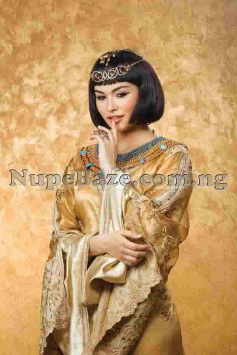 Top 10 Most Beautiful Traditional Dressing Around The World, Women Fashion Dressing, Kalasiris, Egyptians