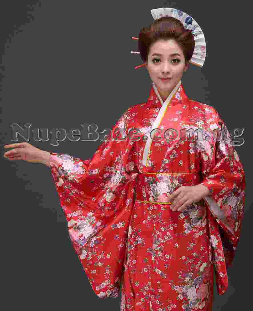 Top 10 Most Beautiful Traditional Dressing Around The World, Women Fashion Dressing, Kimono, Japanese
