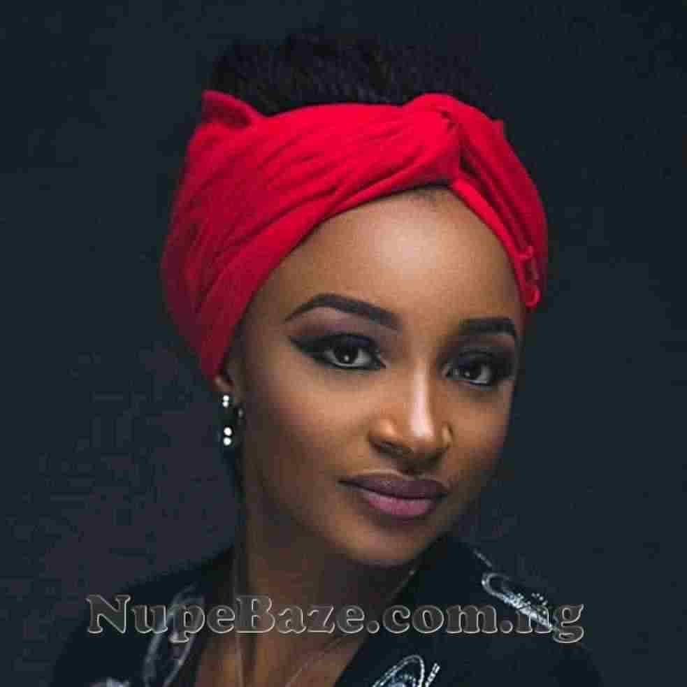 Rahama Ibrahim Sadau one of the pretty hausa kannywood actress, Hausa